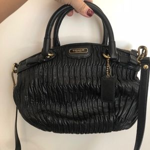 Coach Madison Handbag, like new